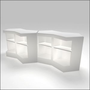 Mobilier lumineux