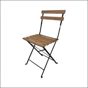 11 Chaise BOIS A LATTES