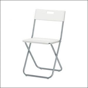 9 Chaise PLIANTE