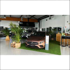 Scénographie Mercedes 2021